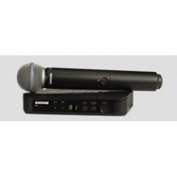 BLX24EBETA58 radiomicrofono Shure