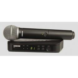 BLX24EPG58 radiomicrofono Shure