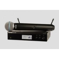 BLX24REBETA58 radiomicrofono Shure