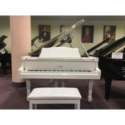 BSIG-61D pianoforte ½ coda bianco B.Steiner