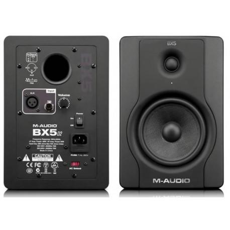 BX5 D2 monitor da studio M-Audio