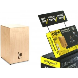 CBA 1 S Cajon montabile medium Schlagwerk