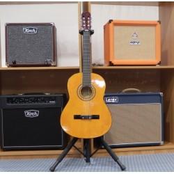 CG10 chitarra classica mancina con custodia