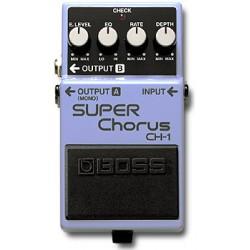 CH-1 super chorus stereo Boss