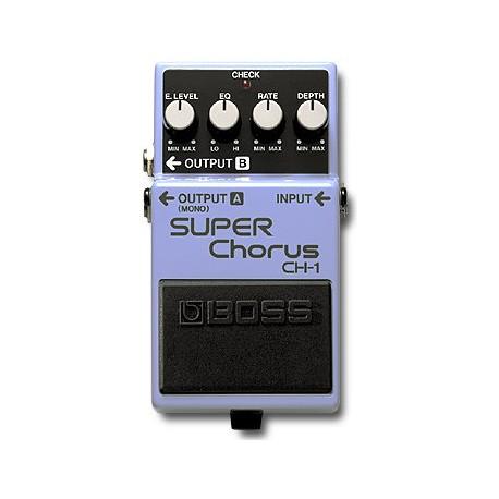 Boss CH1 super chorus stereo