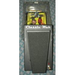 Classic wah multieffetto per chitarra usato Morley