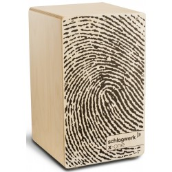 CP 107  Cajon X-one Fingerprint Schlagwerk