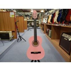 Eko CS5 pink chitarra classica