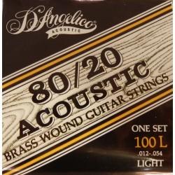 D'Angelico muta per chitarra acustica 100L