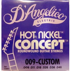 Muta D'Angelico per chitarra elettrica CGRH