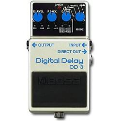 DD-3 digital delay Boss