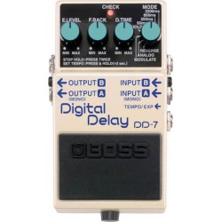 DD-7 Digital Delay Boss