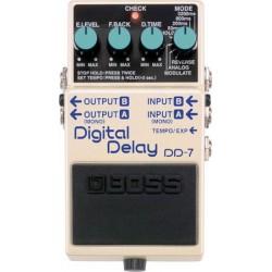 DD-7 Digital Delay Boss