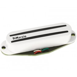 DP218W Super Distortion S bianco pick-up Dimarzio