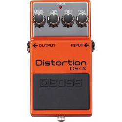 DS-1X distorsore Boss