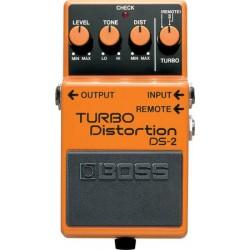 Boss DS-2 turbo distorsore