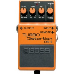 DS-2 turbo distorsore Boss