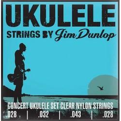 Dunlop DUY302 muta per Ukulele Concerto Pro