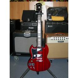G-400 Pro chitarra elettrica mancina Epiphone