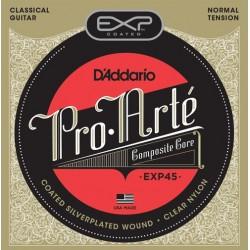 D'Addario EXP45 con rivestimento per chitarra classica, 0280-044