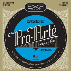 D'Addario EXP46 con rivestimento per chitarra classica, 0285-046