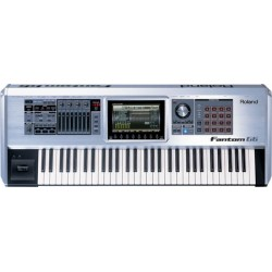 FANTOM-G6 Workstation Audio-Midi Roland