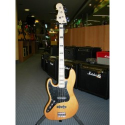 Vintage Modified Jazz Bass70s Left Hand Squier