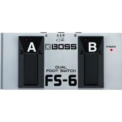 Boss FS-6 interruttore a pedale