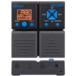 Zoom G1ON effetto per chitarra elettrica