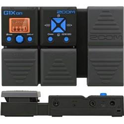 Zoom G1XON effetto per chitarra elettrica con pedale di espressione