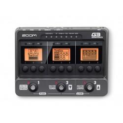 Zoom G3 pedaliera multieffetto per chitarra e amp-simulator