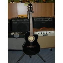 GA35TCE-BKN chitarra classica elettrificata Ibanez