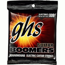 GBCL Boomers Custom Light muta per chitarra elettrica GHS