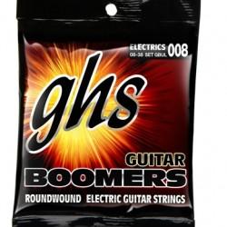 GHS GBUL Boomers Ultra Light muta per chitarra elettrica