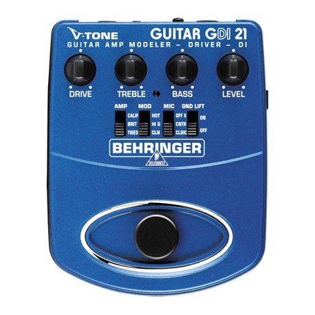 Behringer GDI21 effetto a pedale