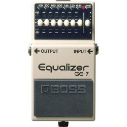 GE-7 Equalizer Boss