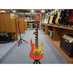GRGM21C1GB-OR mikro chitarra elettrica con borsa Ibanez