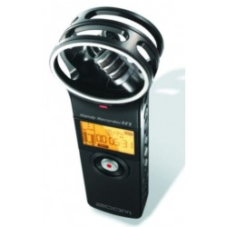 H1-BK registratore stereo digitale palmare Zoom