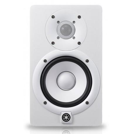HS5 white monitor da studio Yamaha