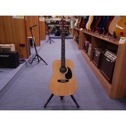 HYW5 chitarra acustica Hyundai completa di custodia BX602