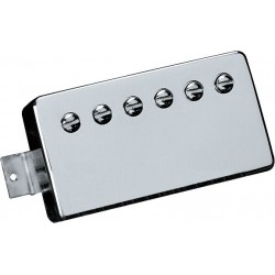 IM57A-NH Gibson Burstbucker type 1 nickel cover