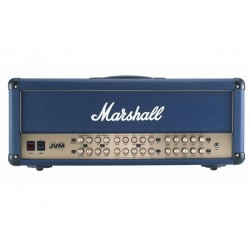 JVM410HJSB Satriani Head LTD Blue Marshall