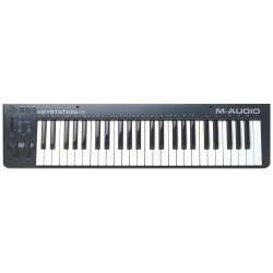 Keystation 49 Master Keyboard MIDI USB M-Audio
