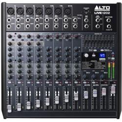 Alto LIVE 1202 mixer audio
