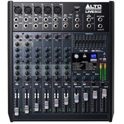 LIVE 802 mixer audio Alto Professional