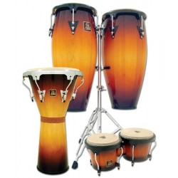 LPA646-VSB congas Aspire Latin Percussion