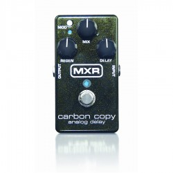 M169 MXR CARBON COPY per chitarra elettrica Dunlop