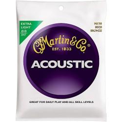 M170 muta per chitarra acustica extra light Martin & Co