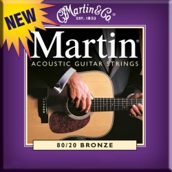 M175 muta per chitarra acustica custom light Martin & Co