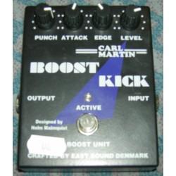 Boost-Kick multieffetto usato per chitarra Carl Martin